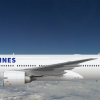 French Airlines Boeing 777 200 GE