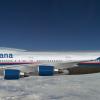 Aerolínea de México Boeing 747 400 GE