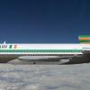 Aerlínte Éireann 1960s - 1974 livery Boeing 727 200