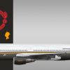 """Queen Airlines """"Manchester United"""" Douglas DC 10"""