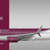Katari Airways Boeing 737 800