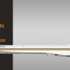 Queen Airways BAC Concorde
