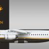 Queen Airlines BAE 146