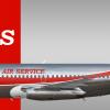 CAS - China Air Service Boeing 737 200