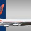 Ishaan Airlines Boeing 747 200