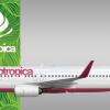 AeroTropica Boeing 737-800 | Bird Series