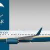 Eagle Airways Boeing 737-800