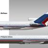 Philippine Airlines Boeing 727