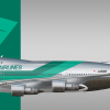 Asia Pacific Boeing 747SP [Updated]