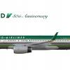 "Boeing 757-200 ""80th Anniversary"" Retrojet"