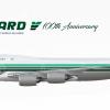 "Vanguard Airlines 747-8i ""100th Anniversary"""