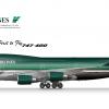"6. Vanguard Airlines Boeing 747-400 ""1989-2002"" [re-release]"