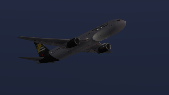 British Imperial 767-300 - X-Plane Screenshots - Gallery - Airline