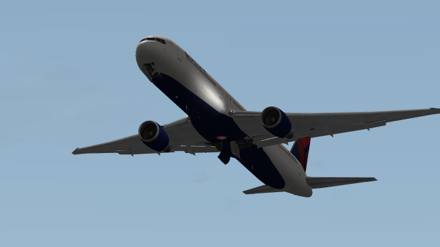 Delta 767-400 ATL - X-Plane Screenshots - Gallery - Airline Empires