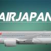 Air Japan Boeing 787
