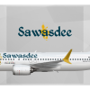 Sawasdee Boeing 737 MAX 8