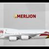 Merlion Boeing 747-8i