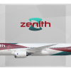 Zenith Boeing 787-9