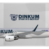 Dinkum Airbus A320 (Sharklet)