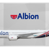 Albion Airbus A330-800neo