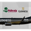 Pádraig Boeing 737-700 Guinness Special