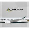 Commodore Airbus A350-900
