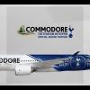 Commodore Airbus A350-900 Tottenham Hotspur
