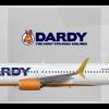 Dardy Boeing 737-800 (Scimitar)