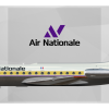 Air Nationale Sud Aviation SE 210 Caravelle