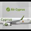 Air Cyprus Airbus A320 (Sharklets)