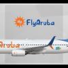 FlyAruba Boeing 737-800 (Scimitar)