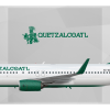 Quetzalcoatl Boeing 737-800