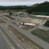 Take off from Juneau