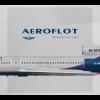 Aeroflot Tupolev Tu-154M RA-85760