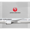 Japan Airlines Boeing 787-9 Dreamliner JA869J