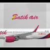 Batik Air Airbus A320-214(WL) PK-LUL