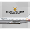 Indonesian Air Force Boeing 737-2Q8(A) A-7304