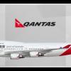 Qantas Boeing 747-48E VH-OEB