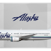 Alaska Airlines Boeing 737-490 N767AS