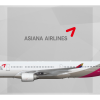 Asiana Airlines Airbus A330-323 HL7746