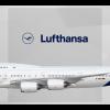 Lufthansa Boeing 747-8 D-ABYA 'Brandenburg'