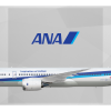 All Nippon Airways Boeing 787-9 Dreamliner JA876A