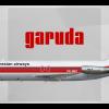 Garuda Douglas DC-9-30 PK-GNX