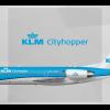 KLM Cityhopper Fokker F70 PH-KZB