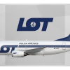 LOT - Polish Airlines Boeing 737-55D SP-LKF