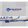 KalStar Embraer E195 PK-KDA