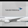 Garuda Indonesia Boeing 777-3U3(ER) PK-GIA