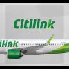 Citilink Airbus A320neo PK-GTC