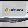 Lufthansa Boeing 737-100 D-ABEC