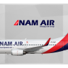NAM Air Boeing 737-524(WL) PK-NAT